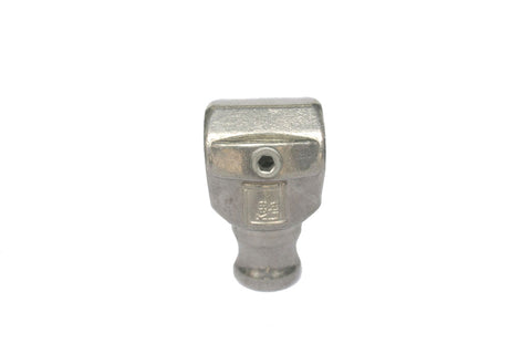 TC LC147 - Lite Swivel Tee Tubeclamp Maleable Cast
