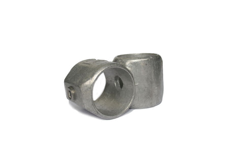 TC KL L45 - Lite Clamp Standard Cross TubeClamp Fitting by Solid Dynamics Australia