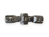 TC Aluminium 167 - Double Swivel Combination Pipe Fitting TubeClamp Fitting by Solid Dynamics Australia