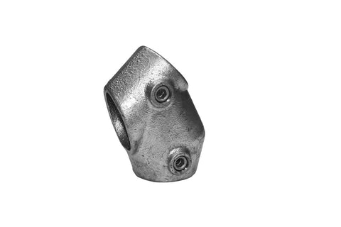 TC QC129-4  - Adjustable Short Tee TubeClamp Fitting by Solid Dynamics Australia
