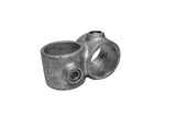 TC QC161 - Standard Crossover TubeClamp Fitting by Solid Dynamics Australia