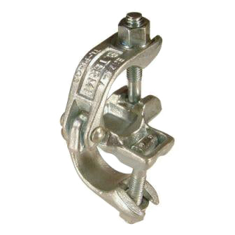 TC SP DC - Scaffold Coupler Double TubeClamp Fitting by Solid Dynamics Australia