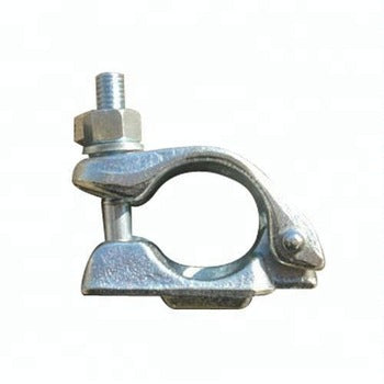 TC SP HC - Scaffold Half Coupler TubeClamp Fitting by Solid Dynamics Australia