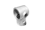 TC 101X - Reduction Short Tee Tubeclamp Maleable Cast