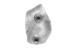 TC 129 - Adjustable Short Tee TubeClamp Fitting by Solid Dynamics Australia