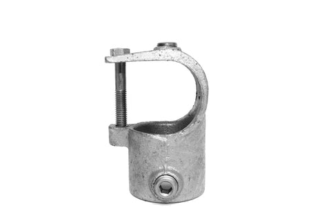 TC 135 - Clamp on Tee TubeClamp Fitting by Solid Dynamics Australia