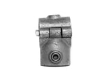 TC 136 - Split Tee Clamp on TubeClamp Fitting by Solid Dynamics Australia