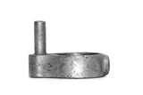 TC 140 - Gate Hinge Pin TubeClamp Fitting by Solid Dynamics Australia
