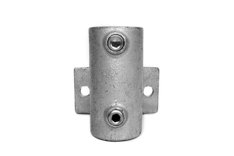 TC 145 -Side Horizontal Flange TubeClamp Fitting by Solid Dynamics Australia