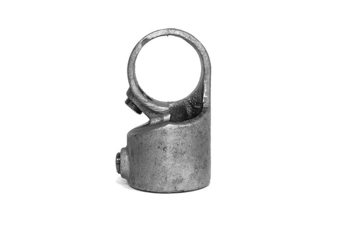 TC 148 - Swivel Short Tee Tubeclamp Maleable Cast