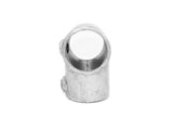 TC 153 - Slope Short Tee TubeClamp Fitting by Solid Dynamics Australia