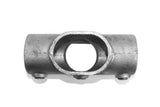 TC 156 - Ramp Slope Cross TubeClamp Fitting by Solid Dynamics Australia