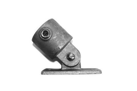 TC 169 - Wall Swivel Tubeclamp Maleable Cast