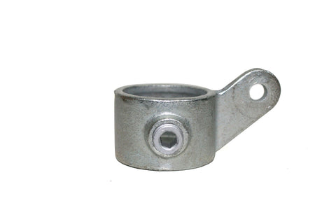TC 172M - Half Swivel Male Tubeclamp Maleable Cast