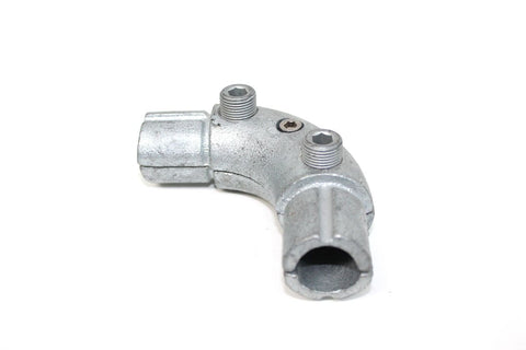 TC 725 - Int Tube Join Elbow Tubeclamp Maleable Cast