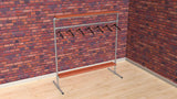"TC 907.2 - ""Stockbridge"" Clothes Rack 1.5m x 1.5m long TubeClamp Fitting by Solid Dynamics Australia"
