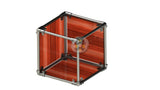 TC 961 - Industrial Pipe Furniture Storage Box Chair Frame TubeClamp Fitting by Solid Dynamics Australia