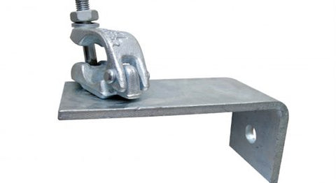 TC SP WTB  - Scaffold Wall Tie Bracket TubeClamp Fitting by Solid Dynamics Australia