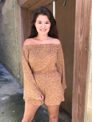 The Chill Sweater Romper