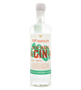 GIN NEW WAVE SAN BASILE 700ML