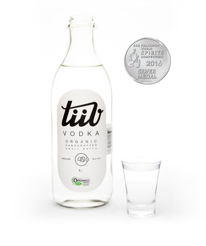 TiiV - Organic, Handcrafted & Smallbatch Vodka