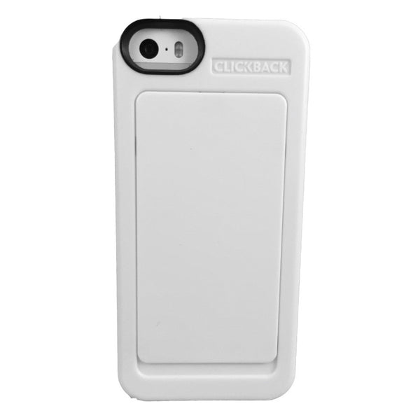 **iPhone5/5S/SE ClickBack Case