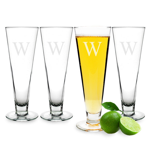 Classic Pilsners (Set of 4)