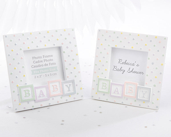 Baby Blocks Frame