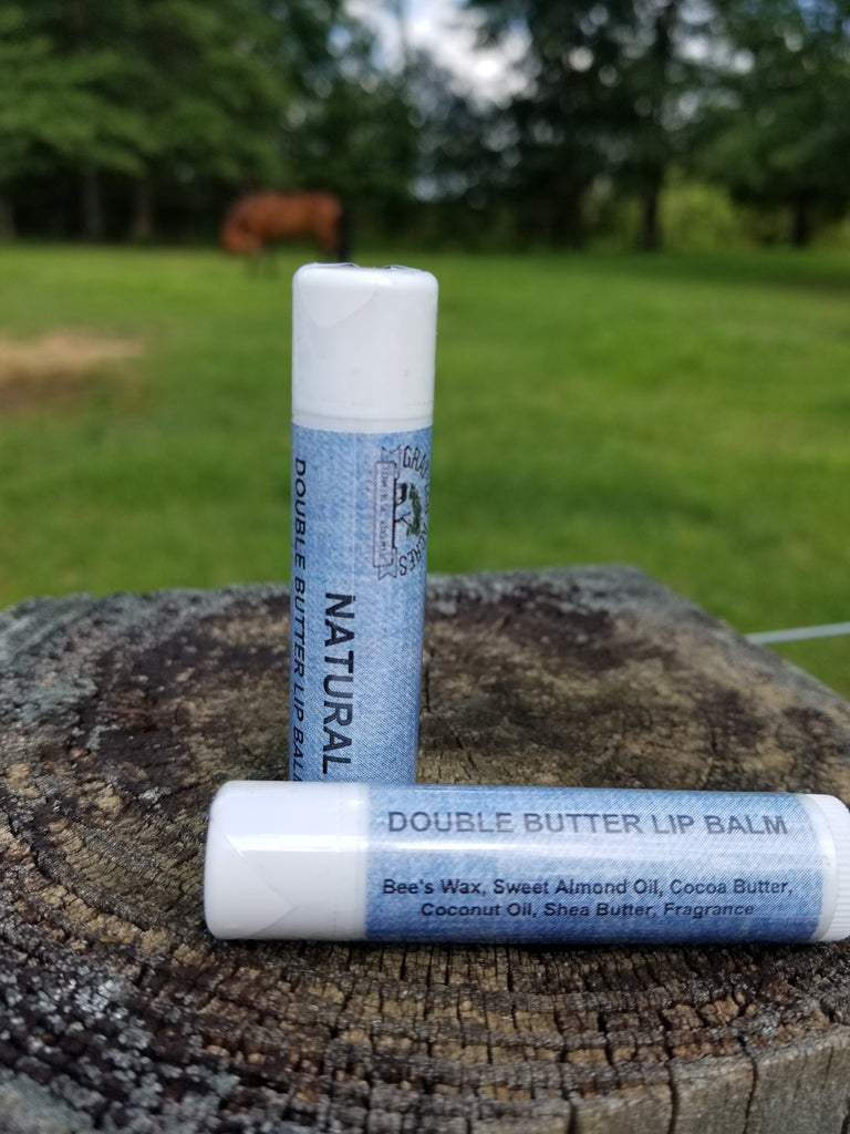 Double Butter Lip Balm