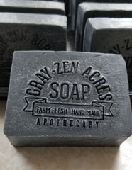 Tox-Not Charcoal & Goat Milk Soap