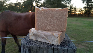 Goats and Oats Goat's Milk Soap