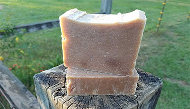 Pumpkin Apple Ale Soap