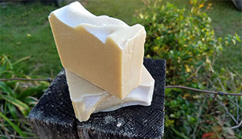 Wholly Goats Unscented Goat's Milk Soap