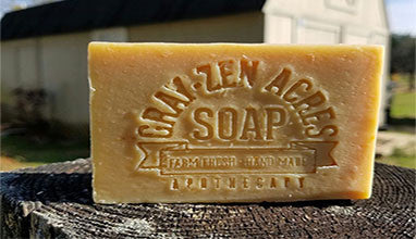 Essentially Citrus Goat Milk Soap