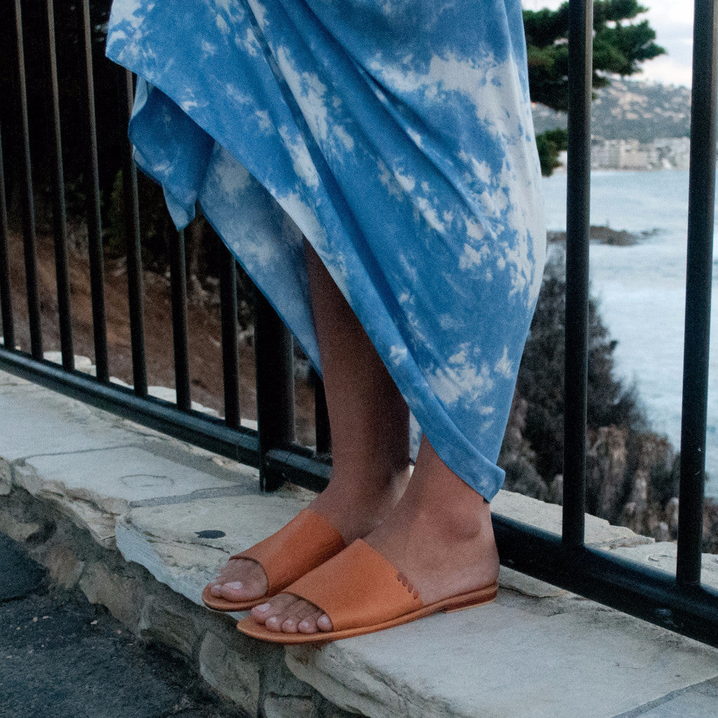 Mar & Mar Slip on sandals