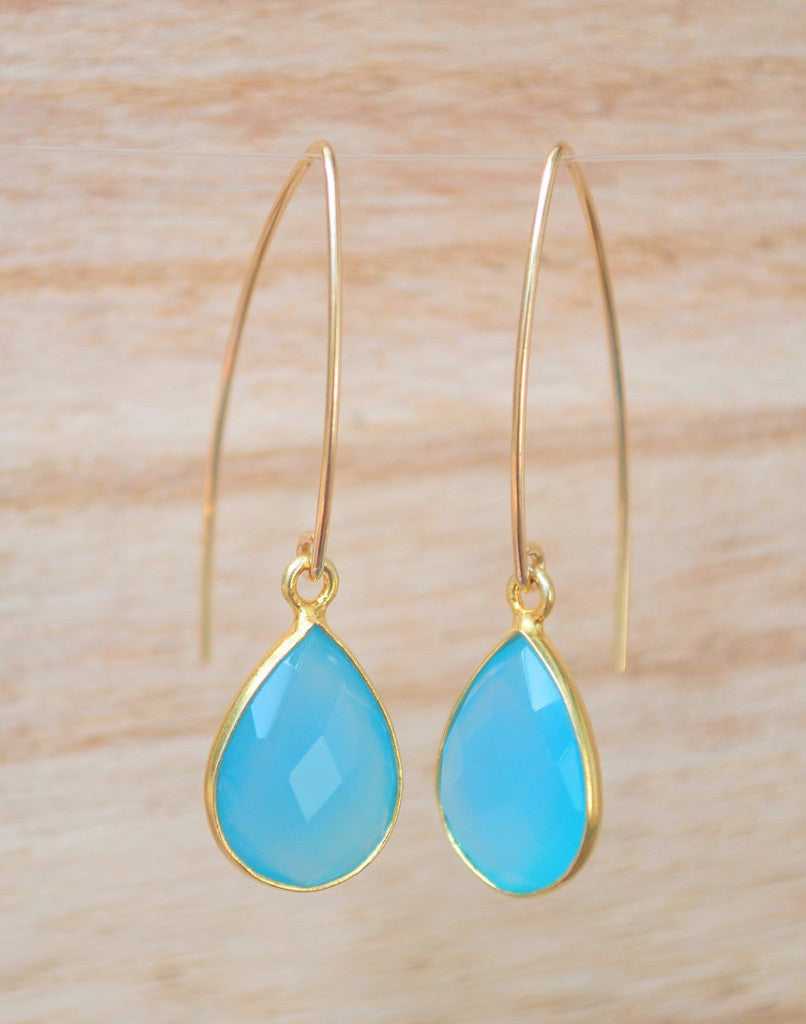 Bela Earrings * Gold Filled
