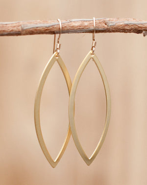 Cora Earrings * Gold Plated 18k * BJE041