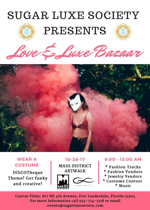 Love & Luxe Bazaar by SLS