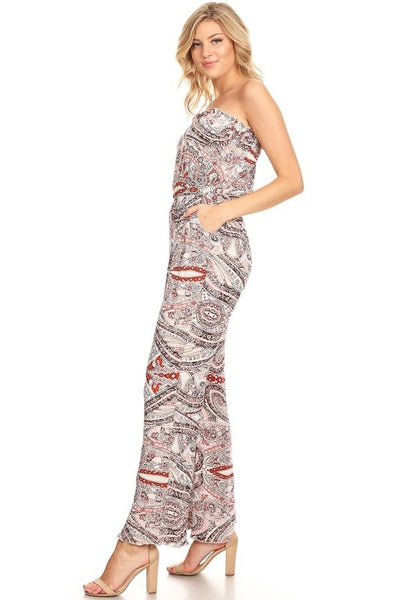 Paisley Dream Jumpsuit