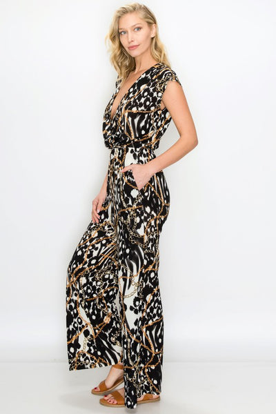 Avalon Leopard Jumpsuit