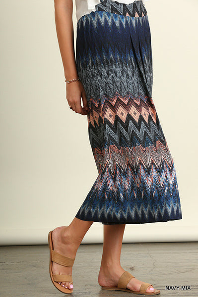 Chelsey Chevron Pants