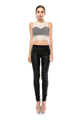 Gianna Crop Top