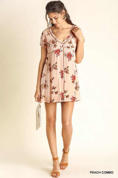 Jolene Floral Dress