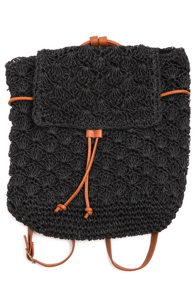 Boho Backpack