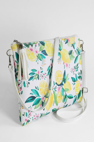 Lemon Love Clutch