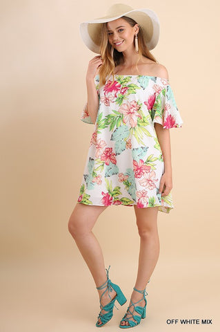 Tiffany Tropical Dress