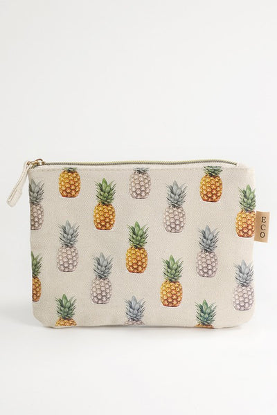 Pineapple Make-Up Bag
