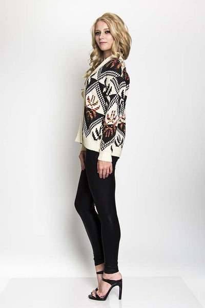 Tribal Cardigan