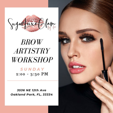 Brow Artistry  Workshop