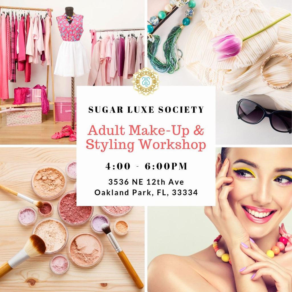 Adult Make-Up & Styling Workshop